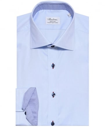 Fitted Star Trim Shirt