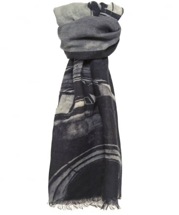 Digital Wool Scarf