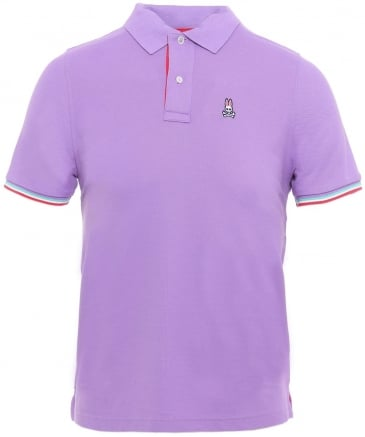 Pima Cotton Logo Polo Shirt