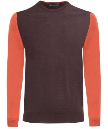 Merino Wool Hindlow Jumper