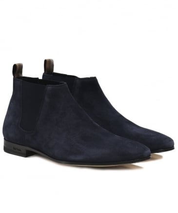Suede Marlow Chelsea Boots