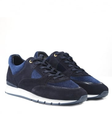 Suede Belter Runner Trainers