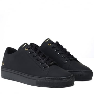 Leather Pure Gomma Trainers