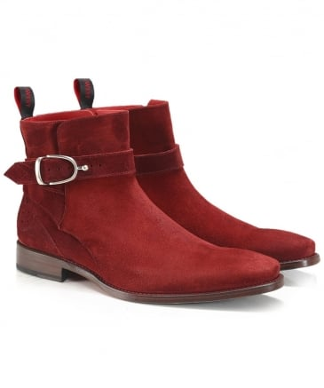 Suede Jodhpur Hunger Eternity Boots