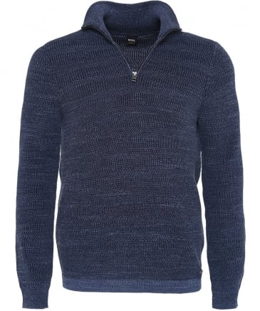 Cotton Half-Zip Kratix Jumper