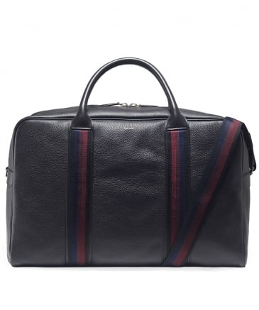 Leather City Webbing Holdall
