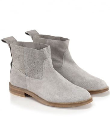 Suede Odina Ankle Boots