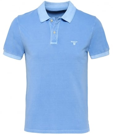 Regular Fit Sunbleached Polo Shirt