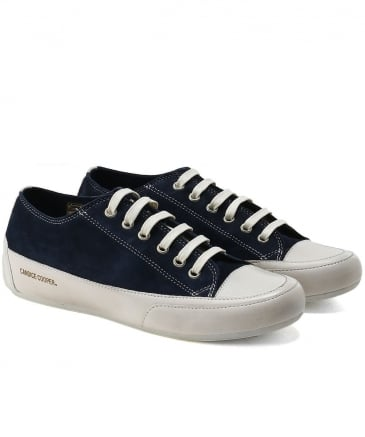 Suede Rock Low Top Trainers