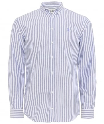Regular Fit Striped Windsor Shirt