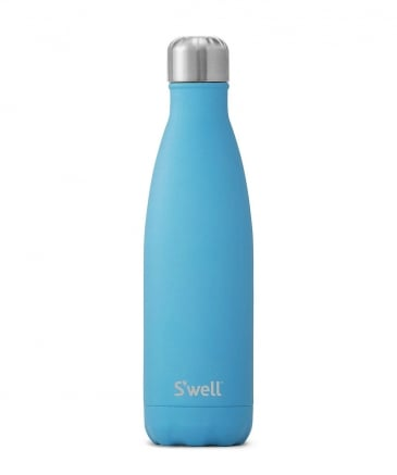 17oz Blue Fluorite Water Bottle