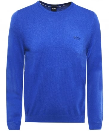 Crew Neck Cotton Pacas-L Jumper