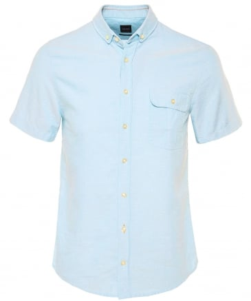 Slim Fit Elibre Short Sleeve Shirt