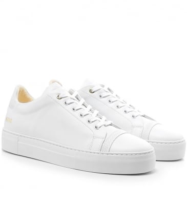 Leather Jagger Joe Trainers