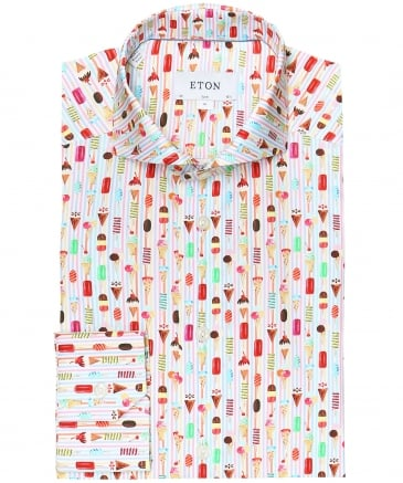 Slim Fit Ice Lolly Shirt