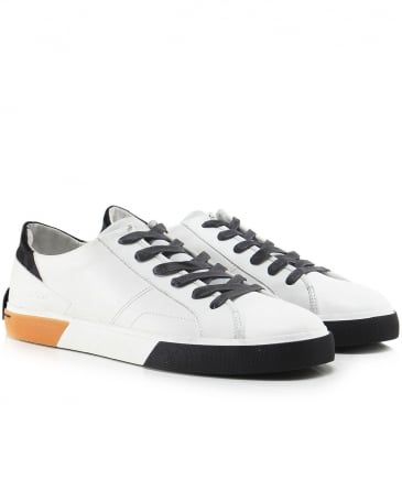 Leather Storm Trainers