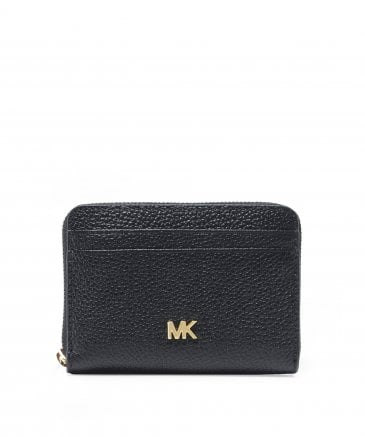 71ace482df69c One Size · MICHAEL Michael Kors Women s Small Pebbled Leather Wallet