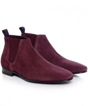 Suede Marlowe Chelsea Boots