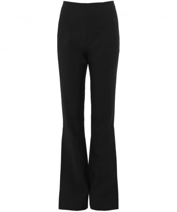 Flared Ray Trousers