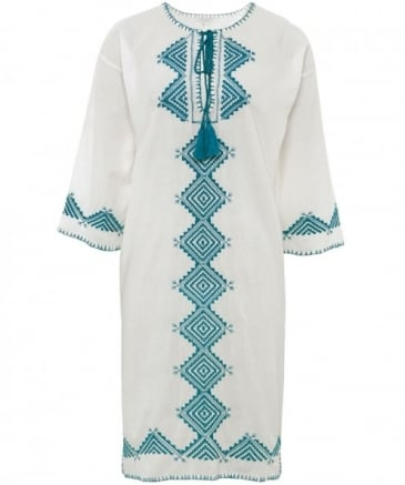 Embroidered Nova Kaftan
