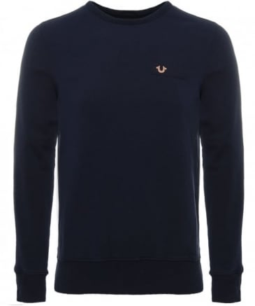 Metal Horseshoe Sweatshirt