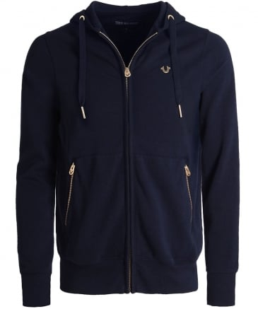 Zip-Through Hoodie