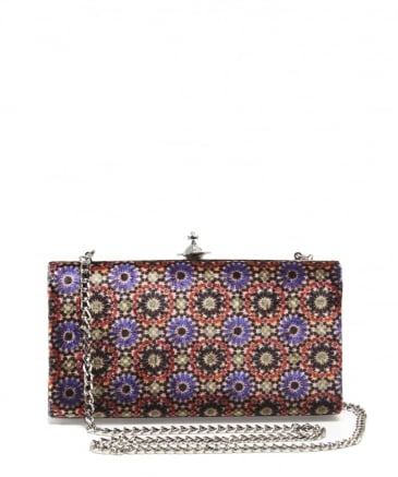 Limited Edition Large Parma Clutch Bag
