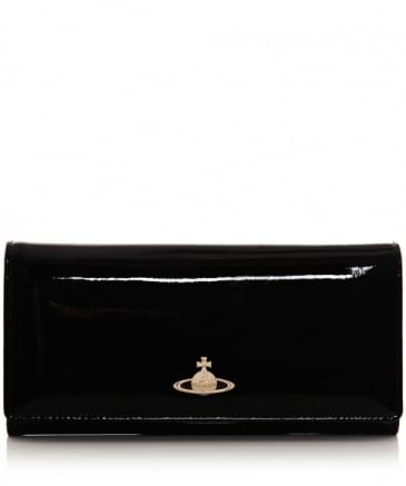 Patent Leather Margate Purse