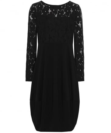 Lace Top Lupe Dress